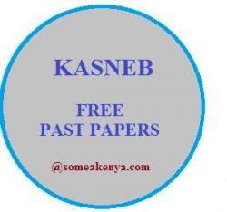 PAST PAPERS | KASNEB CPA| ATD| CS| CCP| DCM| CIFA| CICT| DICT| CPSP