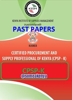 kism-CPSP-K-past-papers