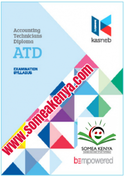 ACCOUNTING TECHNICIAN DIPLOMA (ATD) PAST EXAMINATION PAPERS – KASNEB EXAMS download the past papers atd notes. Introduction financial accounting, Introduction commercial law, Entrepreneurship communication, Information communication technology, Financial accounting, Principles management, Business mathematics statistics, Fundamentals finance, Economics, Fundamentals management accounting, Principles public finance taxation, Auditing