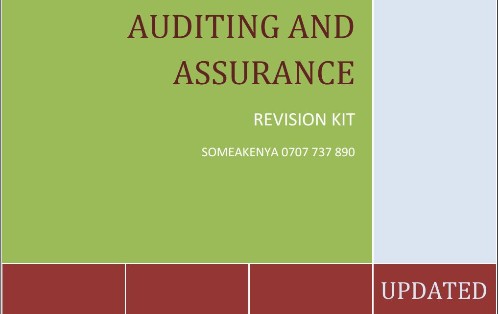 Attachment Details Auditing-and-Assurance-revision-kit