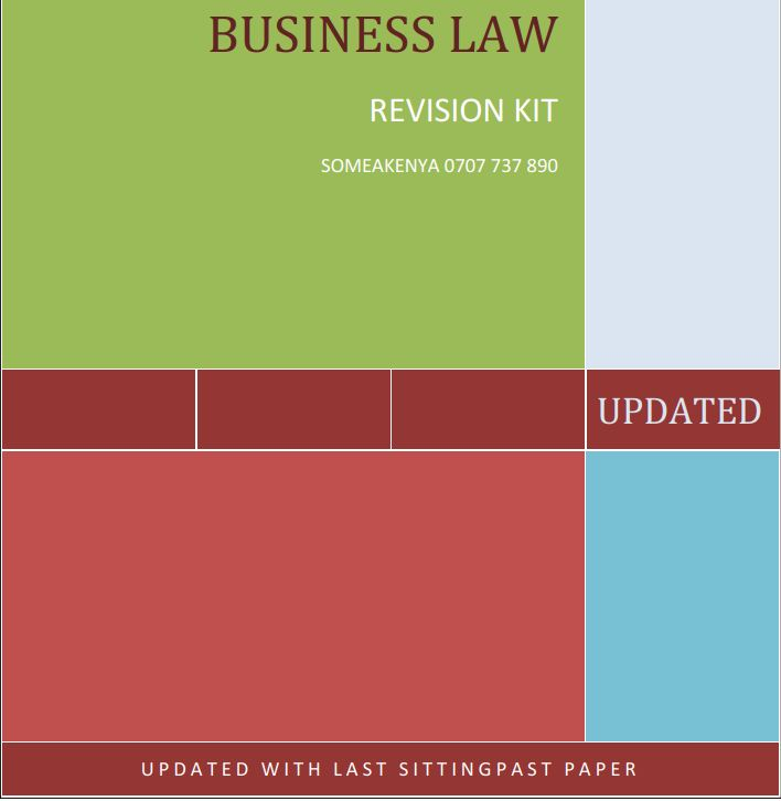 Business-Law-revision-kit