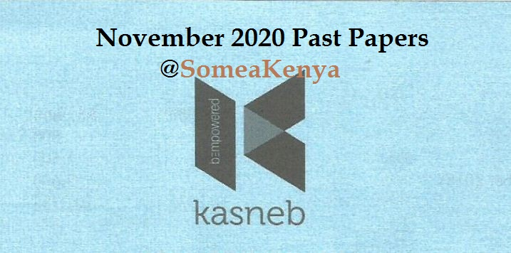 CPA November 2020 Past papers