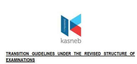 Transition Guidelines Under The Revised Structure Of Examinations